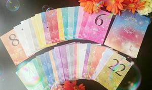 ナンバーインスピレーションカード【カードメッセージ付】