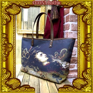 OGB-02.0001 【危機裸裸商店kiki監修】OTONA Gothic project Designed Bag<メデューサ/Medusa>