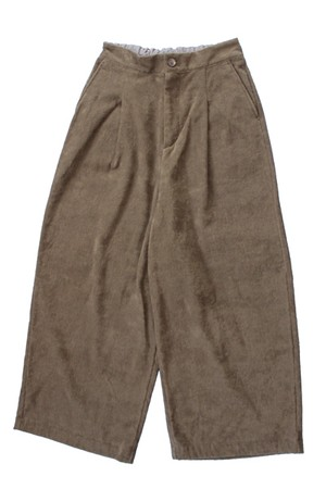 TF Wide trousers(THING FABRICS)