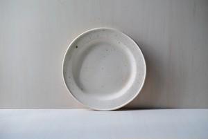 ラウンドリムプレート / M / oatmeal
