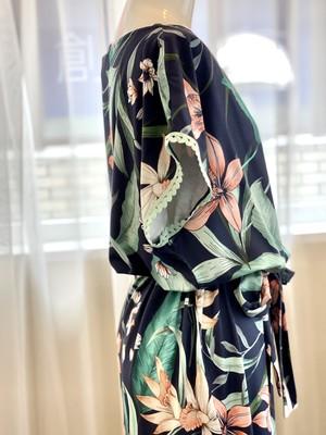 サマードレス 1サイズ イタリア キアラ