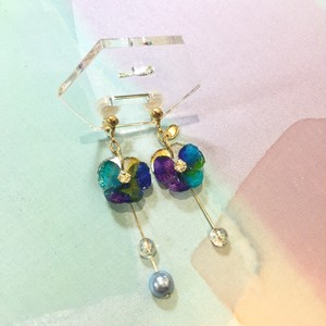 【KOTENRA】New jewelry // Baby pansy