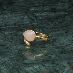 SINGLE STONE RING GOLD