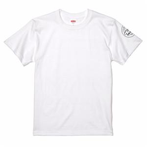3周年記念ロゴ入りTシャツ(左袖)