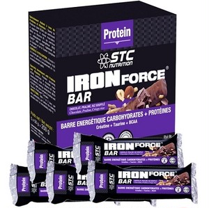STC NUTRITION IRON FORCE BAR 5個入