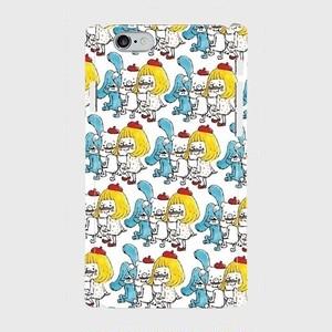 ヒゲ美さんのヒゲダンス 側表面印刷スマホケース iPhone6/6s