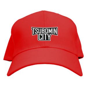 TSUBOMIN / TSUBOMIN CITY LOGO CAP RED