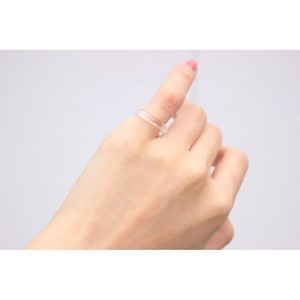 glass ring #1-pinky