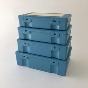 ストレージコンテナー ライトブルー|Storage Container Light Blue