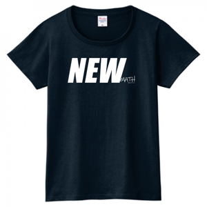 Newmath Logo ladies NVWH