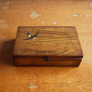 ツバメの木箱