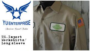 アメリカ輸入古着 ワークシャツREDKAP(レッドキャップ)製