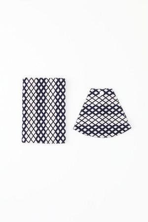 マスクケース / 2つ折&立体型セット