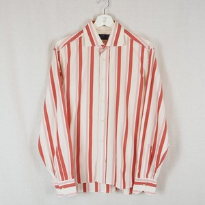 "Old ""ETRO"" Stripe Shirt made in ITALY"
