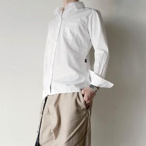 Vintage CHANEL staff uniform shirt