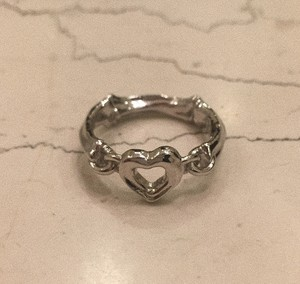 bone chain RING #1702