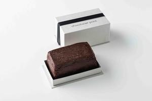 Terrine de chocolat/テリーヌ・ド・ショコラ