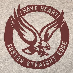 "HAVE HEART ""Straight Edge Eagle"""