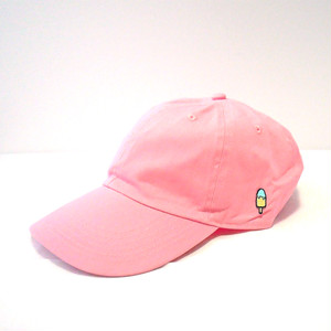 cap / PINK 【LEFT SIDE】