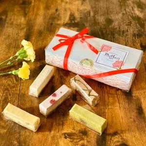 母の月【全種】冷たいヴィーガンローケーキ(10本セット)※ 卵・バター・乳・小麦・白砂糖不使用