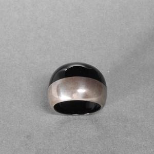 半銀半漆(L)
