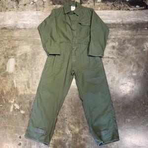 ミリタリー オールインワン フライトスーツ ツナギ アメリカ軍 米軍実物
