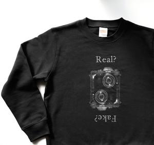二つ眼カメラ【Sweatshirt】