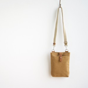 CANVAS CHALK BAG / CAMEL