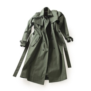 Theobroma Trench Coat / Theobromacacao