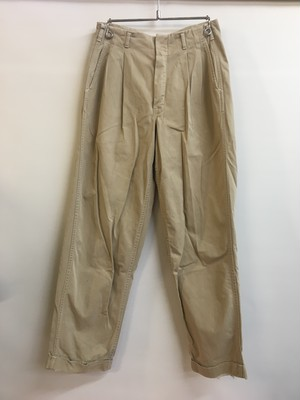 LEVI'S Casuals Chino Pants Big E