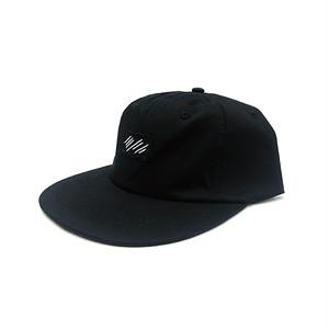 scar /////// BLOOD 6PANEL CAP (Black)
