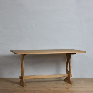Dining Table  / ダイニングテーブル〈テーブル・什器・カントリー・アンティーク・ヴィンテージ〉112314