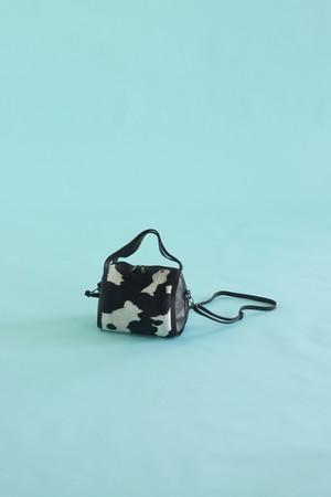 Laboratorio Mariucci cow pattern bag
