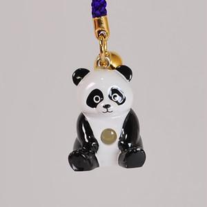 【根付】のぞきパンダ