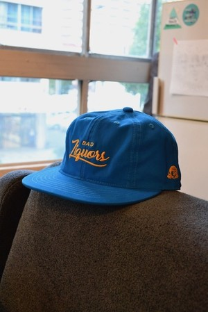 TACOMA FUJI RECORDS / BAD LIQUORS CAP