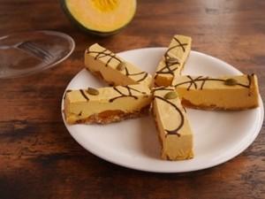 【5本セット】えびすかぼちゃのビーガンローケーキ※卵・バター・乳・小麦・白砂糖不使用