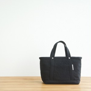 CANVAS TOTE FS / BLACK