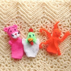 Hand puppet 11