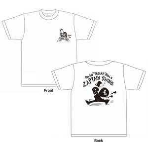 「$wing Jack」 T-shirts white