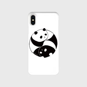 yin&yang panda/ヒフミヨイ hifumiyoi  (iPhoneX/Xs)