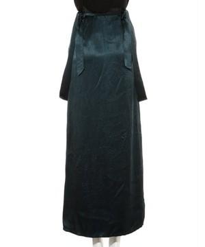 FRAY I.D(フレイアイディー)サテンスリットスカート