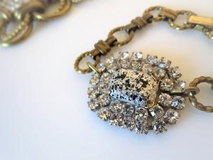vintage bijou bracelet <CLTWS-SV>