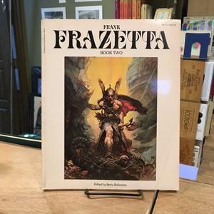 FRANK FRAZETTA Book Two(フランク・フラゼッタ)