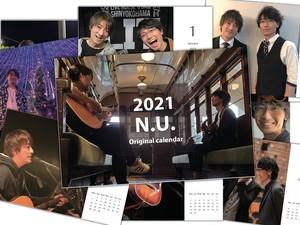 2021 オリジナルカレンダー