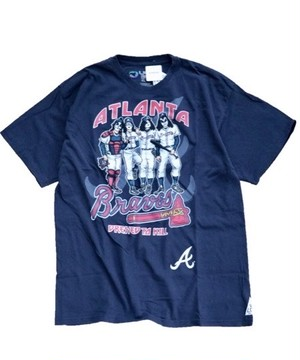 "【Begin掲載】THRIFTY LOOK/THRIFTY ""MLB×KISS""TEE      TL18S06800"
