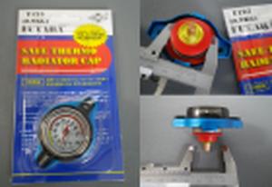 水温計付ラジエターキャップ T125 0.9kg H・T・T ENTERPRISE