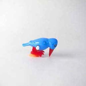 ねじまき式おもちゃ 鳥 - Wind Up Bird