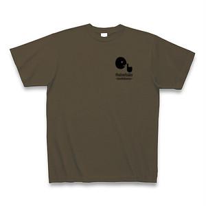 不道徳Tシャツ(チャコール)
