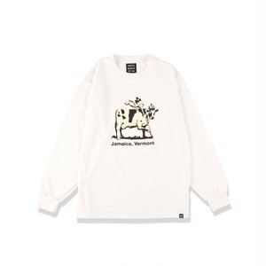 JAMAICA COW L/S Tee [TH9W-10-003]