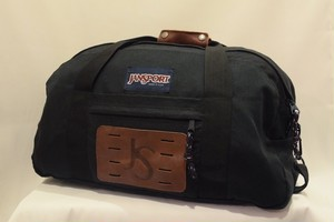 USED 80-90s JAN SPORT Duffle bag 01065
